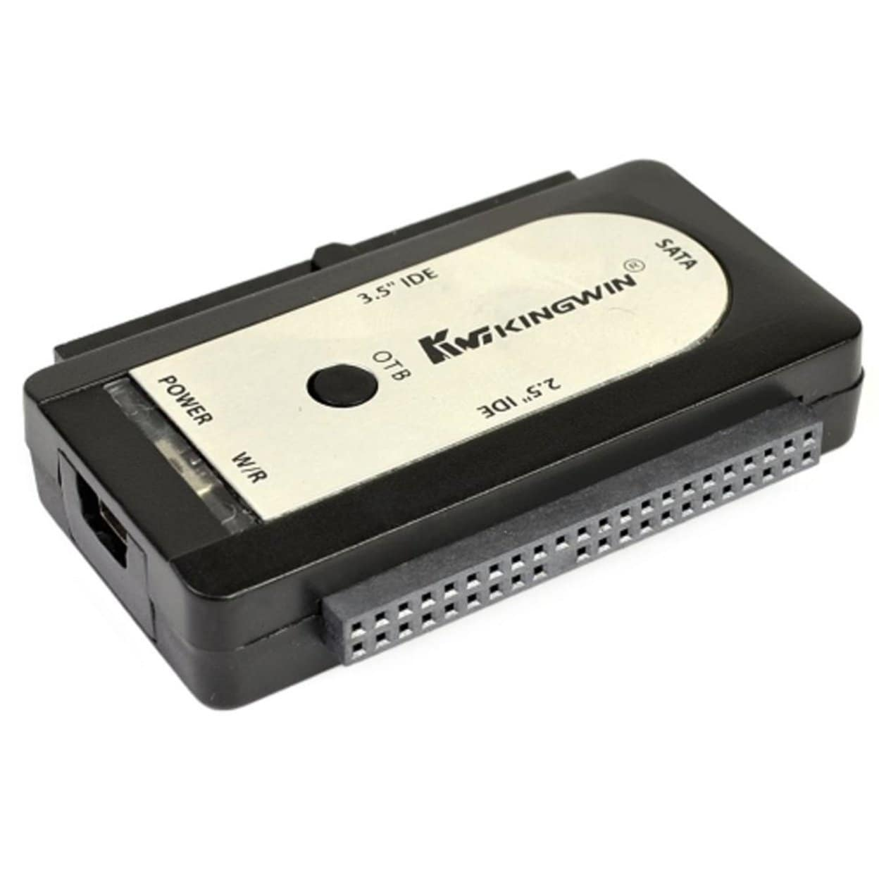 hight resolution of shop kingwin usi 2535 ez connect usb 2 0 to sata ide hard drive adapter turn your 2 5 3 5 sata or ide drive into usb on sale free shipping on orders