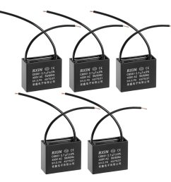 shop run capacitor 450v ac 2 7 uf metallized polypropylene film capacitors 5pcs 2 7 uf 5pcs on sale free shipping on orders over 45 overstock  [ 1100 x 1100 Pixel ]