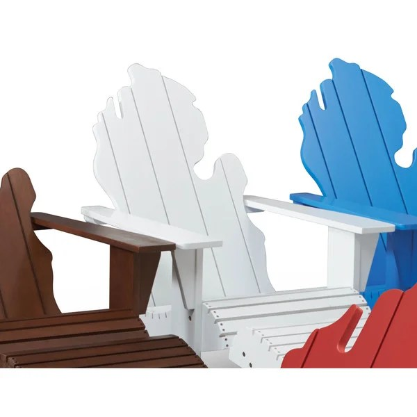 michigan adirondack chair covers and sashes shop art van free shipping today overstock com 10038282