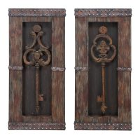 Wood/ Metal Wall Decor - Free Shipping Today - Overstock ...