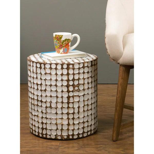 Shop Decorative Harper Modern Offwhite Rectangle Accent