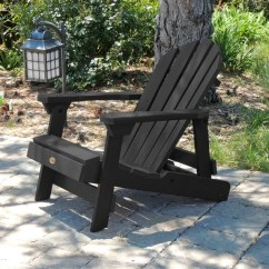 Highwood Adirondack Chair Black Office Chairs With Wheels Shop Marine Grade Synthetic Wood Kids Hamilton Folding Reclining Eco