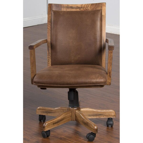 office chair quality egg ikea shop sunny designs sedona free shipping today overstock com 10083242