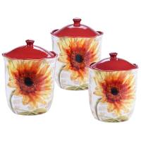 Shop Certified International Paris Sunflower 3 Piece