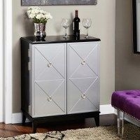 Shop Simple Living Lexington Wine Cabinet - On Sale ...