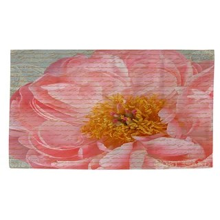 Skye Monet Hibiscus Rug 77 X 105 15149996