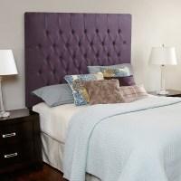 Shop Humble + Haute Halifax Iris Purple Linen Tall Diamond ...