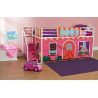 DHP Loft Bed Curtain Set - Free Shipping On Orders Over ...