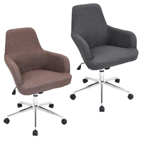 office chair fabric studio sleeper shop lumisource degree on sale free shipping