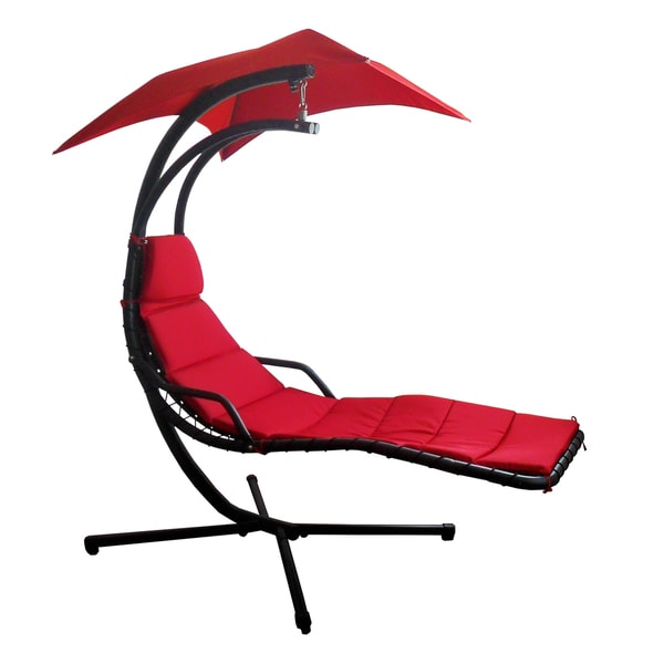 hanging lawn chair bird knoll shop skye free shipping today overstock com