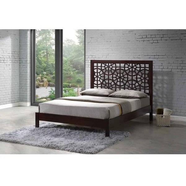 Tall Headboard Platform Bed