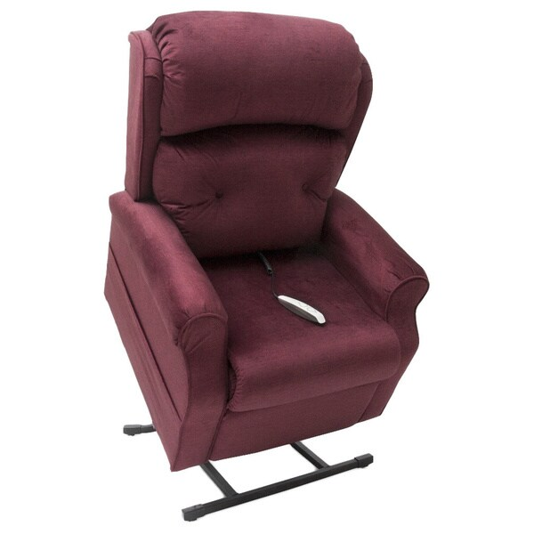 hawthorne oversized sling chairs how to make bean bag chair shop mega motion upholstered lift free shipping today