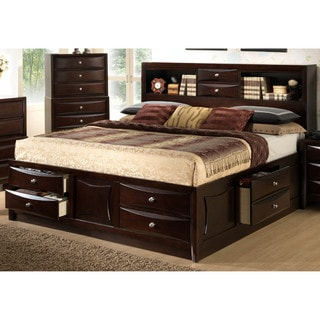 Lyke Home Oxi Storage Bed