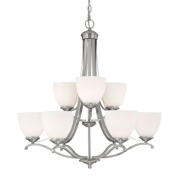 Shop Capital Lighting Chapman Collection 9light Matte