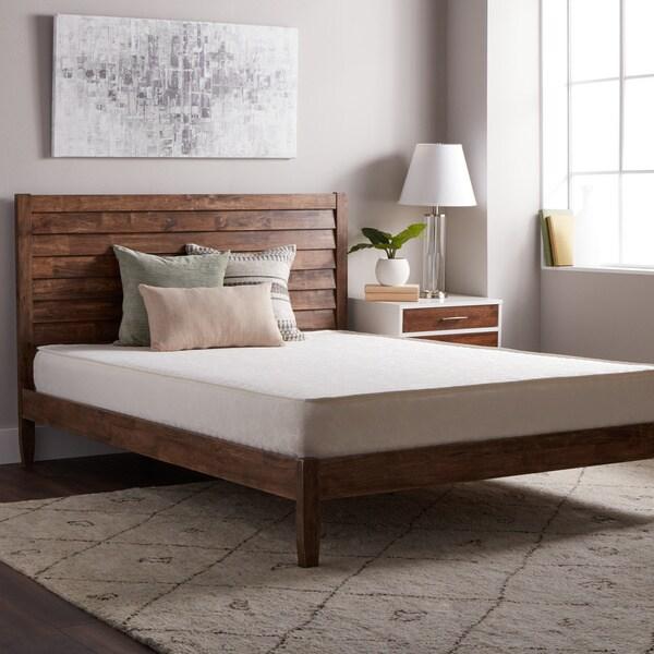 Select Luxury 8 Inch Full Size Airflow Double Sided Foam Mattress