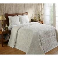 Trevor Chenille 3-piece Bedspread Set by Better Trends ...