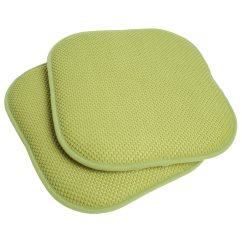 Chair Pad Foam Rocking Office 16x16 Memory Seat Cushion With Non Slip