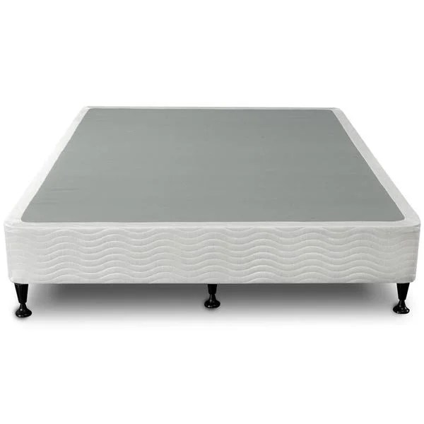 Priage 14 Inch Twin Size Standing Smart Box Spring Mattress Foundation