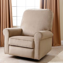 Abbyson Living Thatcher Fabric Rocking Chair In Beige Wholesale Recliner Chairs Tutti Bambini Gc35 Glider And Stool Beech