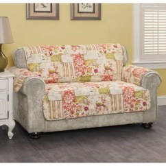Chair Covers Kingston Modified Stand Test Sure Fit Lexington Floral Furniture Friend Cover - Free Shipping On Orders Over $45 ...