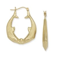 Large Gold Earrings - Shop The Best Deals For Feb 2017