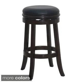 boraam 29 inch backless bar stool