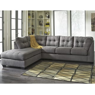 Microfiber Sectional Sofas Shop The Best Brands Overstock Com