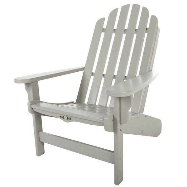 gray adirondack chairs ergonomic chair nigeria shop essentials grey on sale free shipping today overstock com 10359095