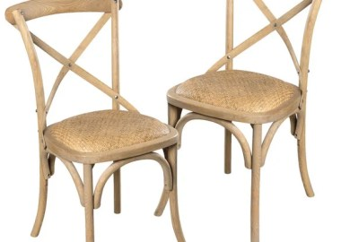 Rattan Bistro Chairs