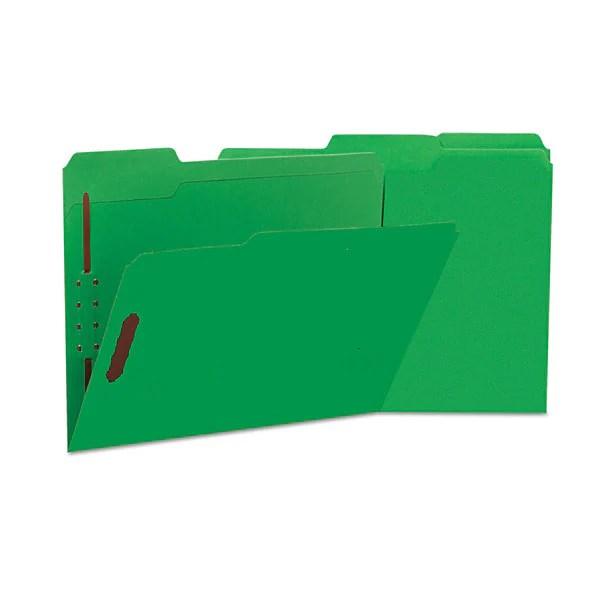 Shop Universal One Green Manila Folders Free Shipping On