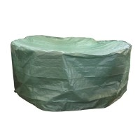 Shop Bosmere Weatherproof 98-inch Round Patio Set Cover ...