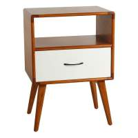 Porthos Home Andrew Mid-Century Side Table - 17524223 ...