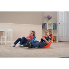 Rocking Bag Chair Comfy Computer Shop American Plastic Toys Scoop In Assorted Colors Pack Of 6 Blue