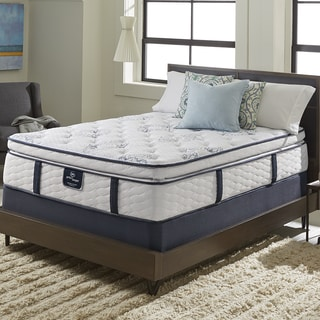 Serta Perfect Sleeper Elite Infuse Super Pillowtop Queen Size Mattress Set