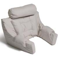 Deluxe Bed Lounger Reading Cushion - Free Shipping Today ...