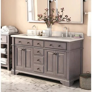 51-60 inches bathroom vanities & vanity cabinets for less