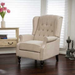 Christopher Knight Club Chair Bedroom Houzz Shop Walter Fabric Recliner By