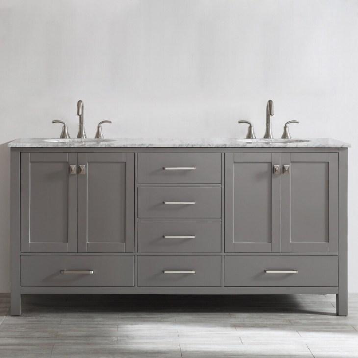 Buy Size Double Vanities Bathroom Vanities & Vanity Cabinets Online at  Overstock | Our Best Bathroom Furniture Deals