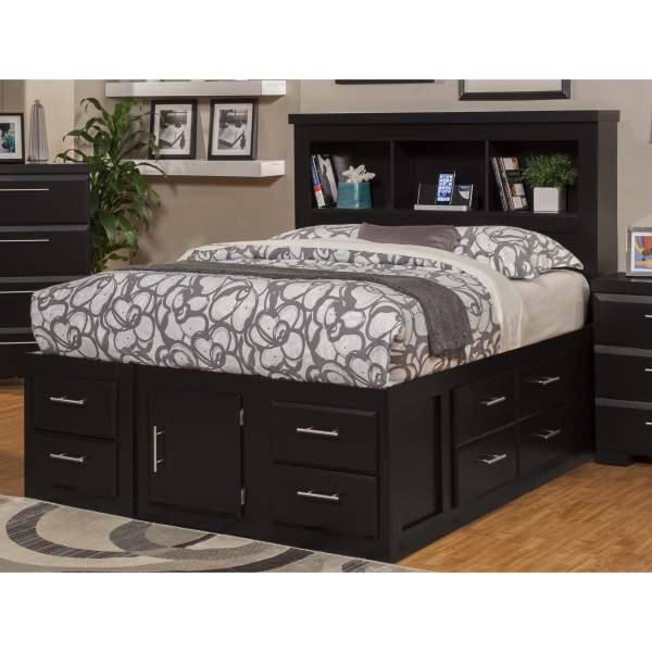 Gracewood Hollow Robert 12-drawer Storage Bed