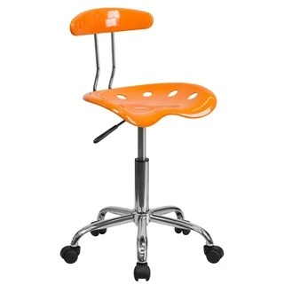 yellow office chair bedroom chairs ireland buy conference room online at overstock com flash furniture plastic task