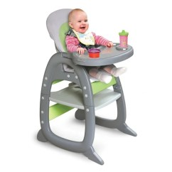 High Chair Converts To Table And Folding Officeworks Shop Badger Basket Envee Ii Baby Multi Stage Free