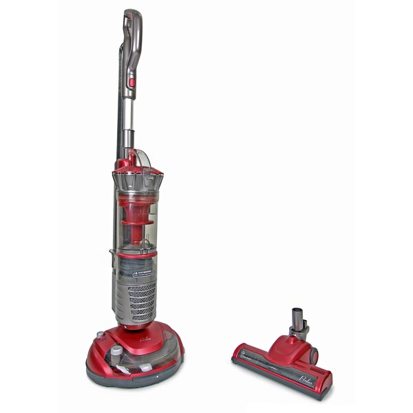 Shop Prolux Allvac Bagless Hard Floor Vacuum Cleaner  Red  Free Shipping Today  Overstockcom