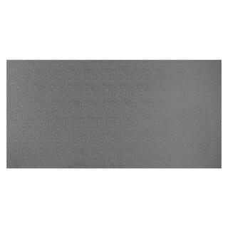genesis stucco pro black 2 x 4 ft lay