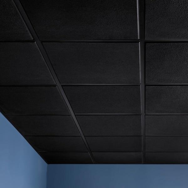Black Ceiling Tiles Www Energywarden Net