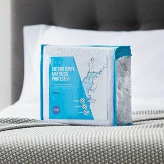 Lucid Premium Hypoallergenic Waterproof Mattress Protector
