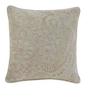 Signature Design by Ashley Stitched Natural Pillow Cover