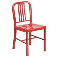Shop Multi-colored Metal Indoor/ Outdoor Chair - Free ...