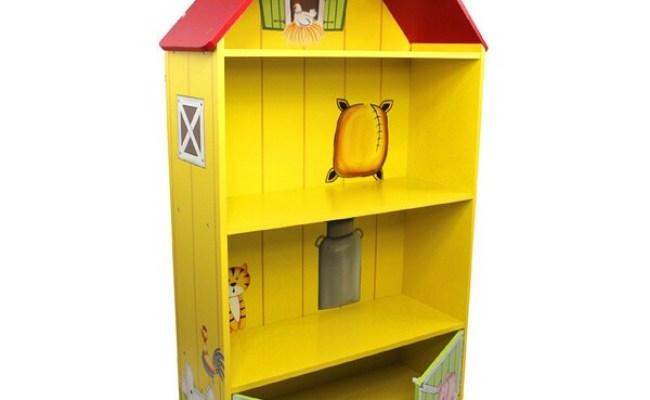 Shop Fantasy Fields Happy Farm Barn Bookshelf Free