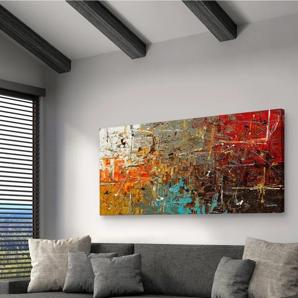 shop carmen guedez safe and sound canvas wall art x free
