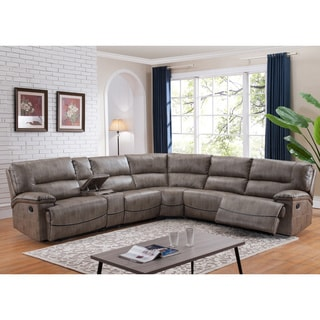 leather living room furniture sectionals large sofa buy power recline sectional sofas online at overstock com our best donovan with 3 reclining seats